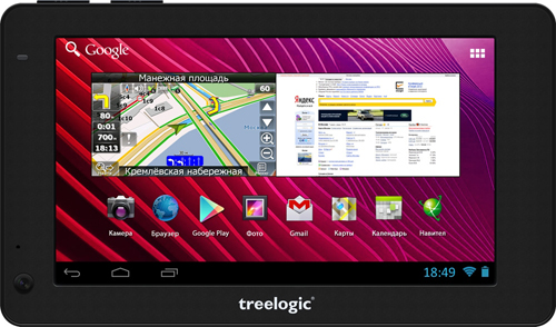GPS-планшет Treelogic Gravis 71G 8Gb