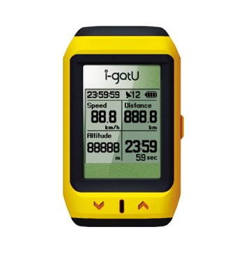 Mobile Action i-gotU GT-800 Sports & Travel GPS Computer