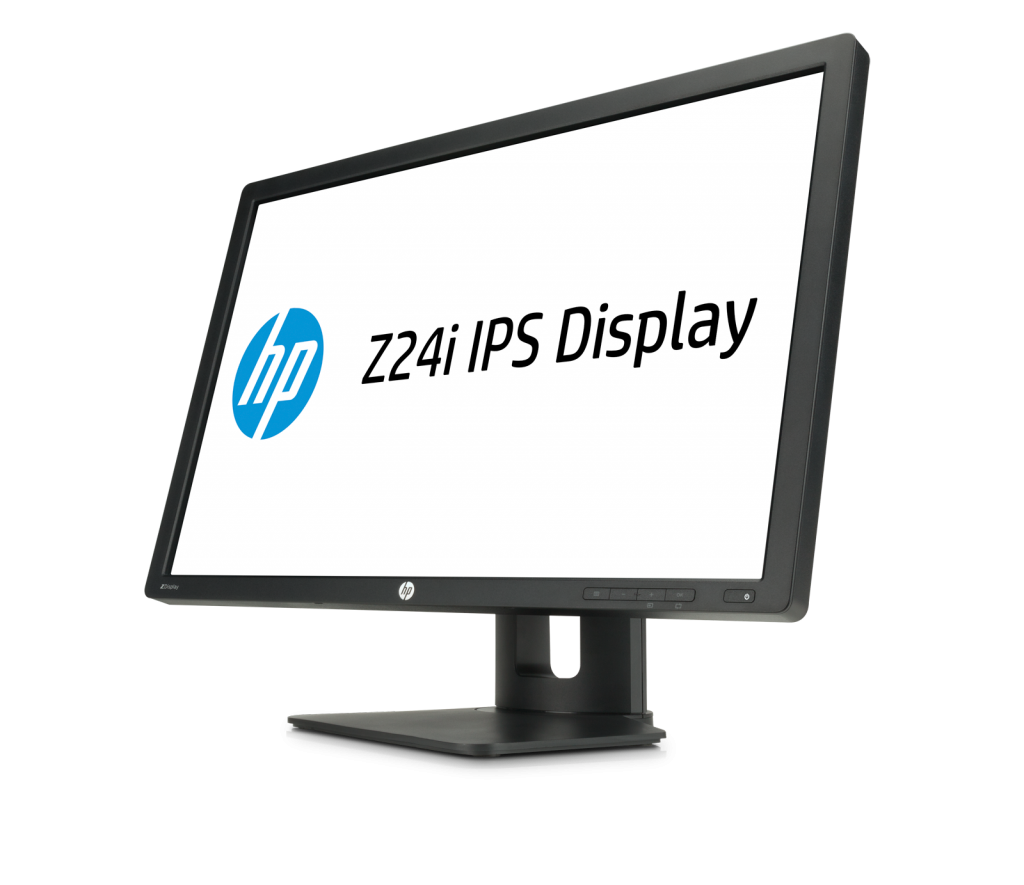 HP Z24i 24-inch IPS Display, Left Facing_Hero.png