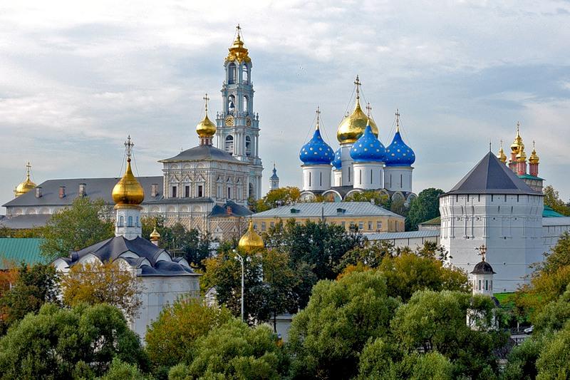 МОСКВА - СЕРГИЕВ ПОСАД - паломнический тур
