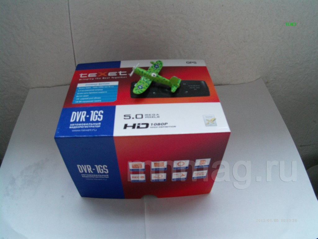 teXet DVR-1GS